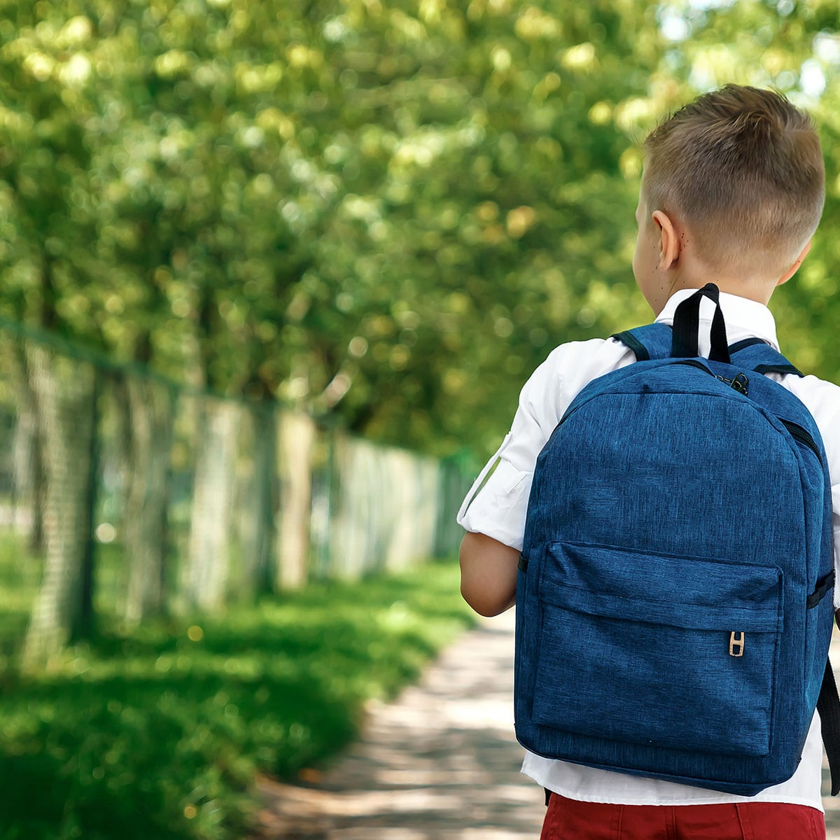 BACK TO SCHOOL MONTH - August 2020