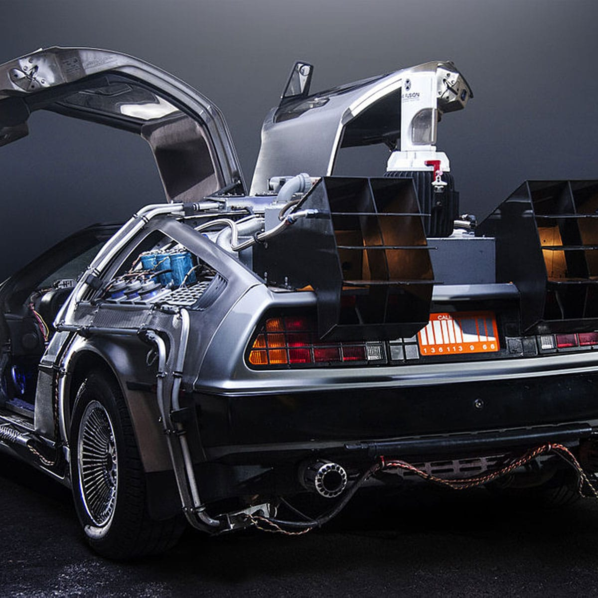 BACK TO THE FUTURE DAY - October 21, 2019