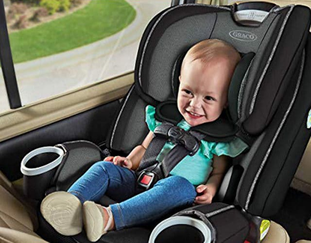 Amazon Prime Day Car Seat Deals