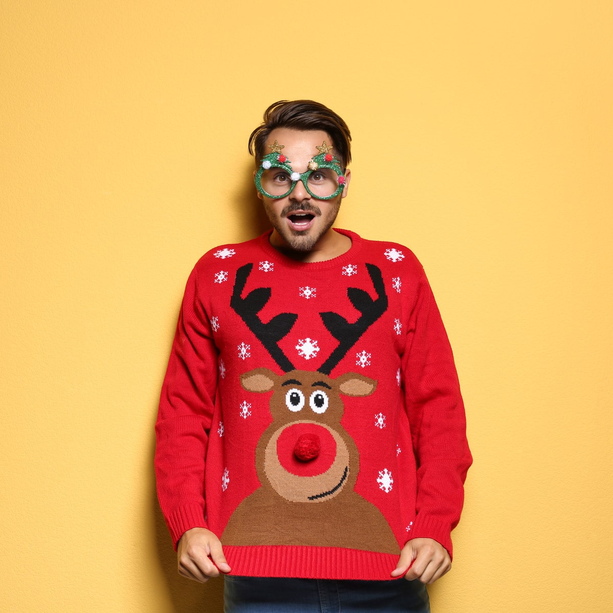 Ugly Christmas Sweater Day 2020, NATIONAL UGLY SWEATER DAY   December 20, 2020 | National Today
