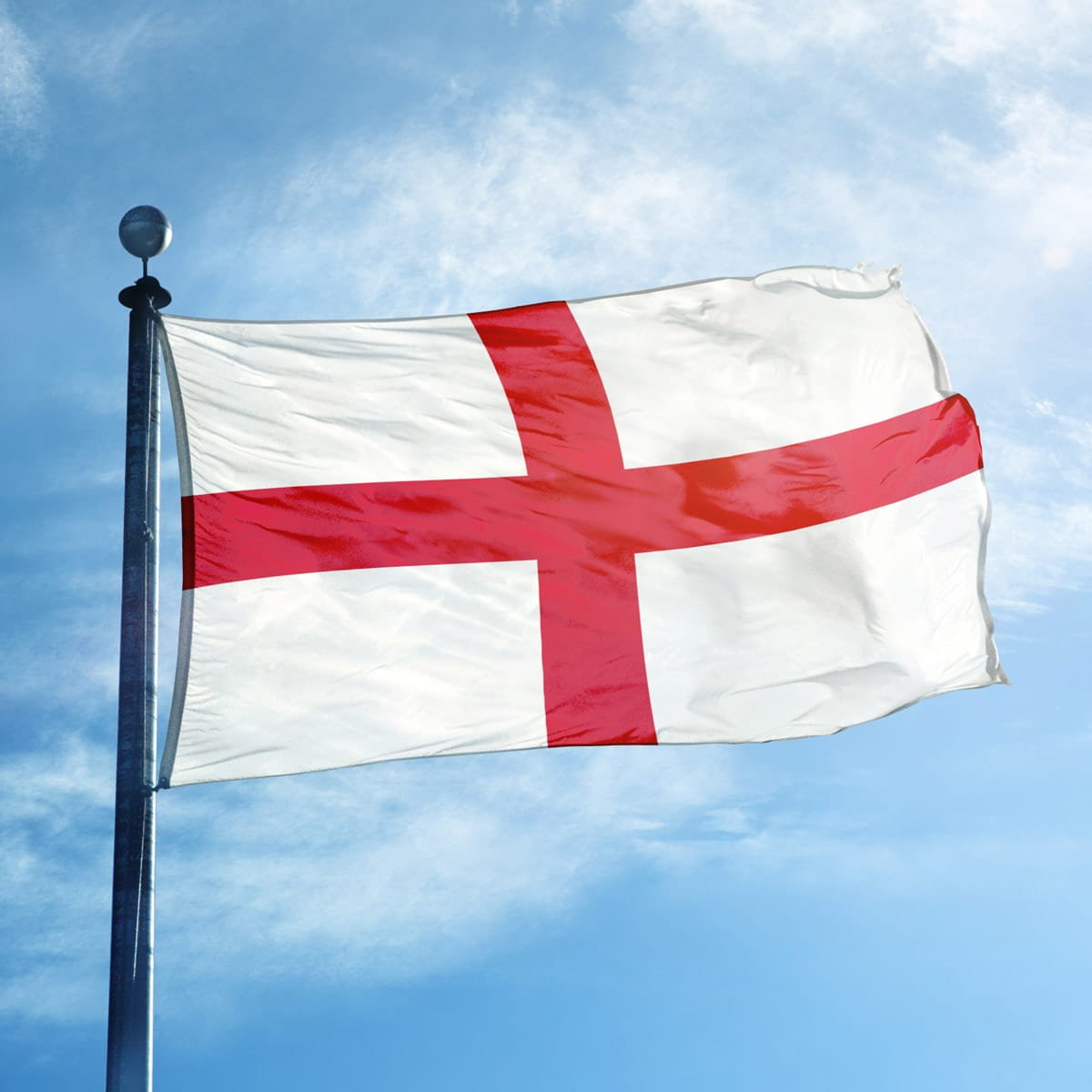 The origins and changing fortunes of St George's Day